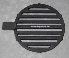 Round Stove Grate with Shaker 11-3/4