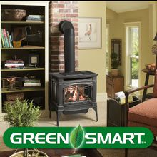 Berkshire Greensmart Gas Stove