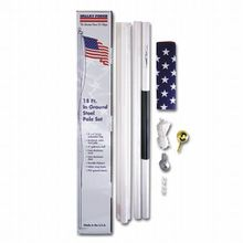 Outdoor Flagpole Kit