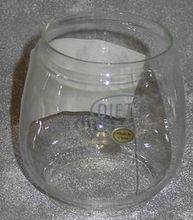 Hurricane Lantern Clear Globe