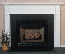 Charleston Standard Mantel