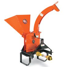 Rapid-Feed PTO Model DR Wood Chipper
