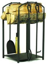 Mission II Wood Holder with 4-Piece Tool Set