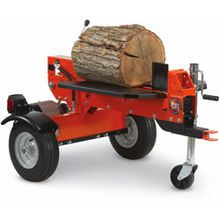 DR 10-Ton Electric Dual Action Log Splitter