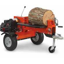 DR 15-Ton Gas Dual Action Log Splitter