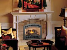 FPX 864 High Output GreenSmart Fireplace