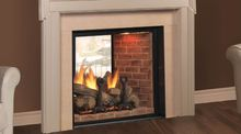 Marquis See-Through Direct Vent Fireplace