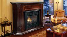 Chesapeake Vent Free Gas Fireplace