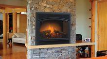 Allura Fire Electric Fireplace
