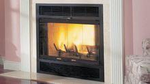 Warm Majic Wood Burning Fireplace