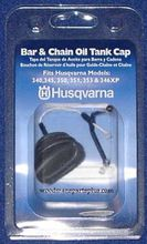 Husqvarna Chainsaw Bar and Chain Tank Cap
