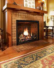 Fullview Gas Fireplace