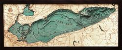 Lake Erie Woodchart