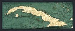 Cuba Woodchart
