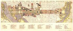 Antique Map of Washington DC 1941