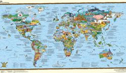 Bucket List Scratch Off World Map