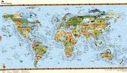 Surftrip World Map