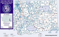 GMU Maps/Hunting Maps for Washington State