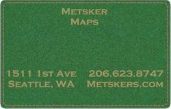 Gift Card for Map Lovers!