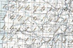 Corvallis Area 1:24K USGS Topo Maps