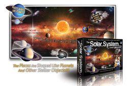 Solar System Jigsaw Puzzle, 500 piece