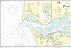 Columbia River Nautical Charts by NOAA