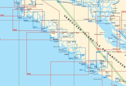 West Coast of Vancouver Island Nautical Charts