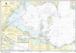 Nautical Chart 14830 (Lake Erie) West End