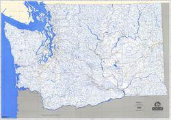 Stream Map of Washington State