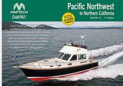 Pacific Northwest Chartkit by MapTech