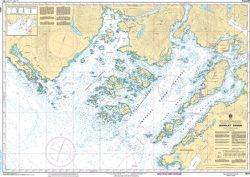 Canadian Nautical Chart 3671 - Barkley Sound