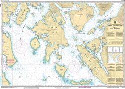 Canadian Nautical Chart 3538 - Desolation Sound and Sutil Channel