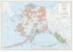 Alaska Base Map by USGS