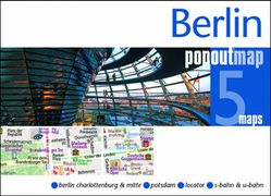 Berlin Popout Map