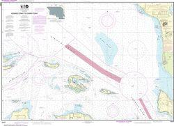 NOAA Chart 18431 - Rosario Strait to Cherry Point
