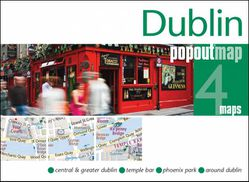 Dublin Popout Map