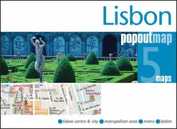Lisbon Popout Map