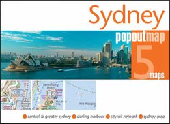 Sydney Popout Map