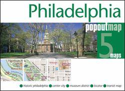 Philadelphia Popout Map