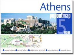 Athens Popout Map