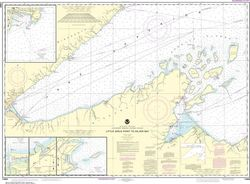 Nautical Chart 14966 (Lake Superior) Little Girls Point to Silver Bay