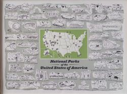 National Parks of the USA by Brainstorm