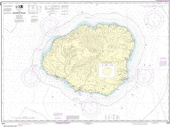 Nautical Chart 19381 - Kaua'i