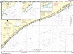 Nautical Chart 14967 (Lake Superior) Beaver Bay to Pigeon Pt.