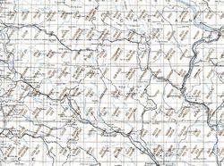 Wenatchee Area 1:24K USGS Topo Maps