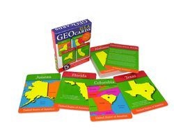 U.S. Geography Cards