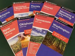 State Highway Maps by Rand McNally - Choose from the List