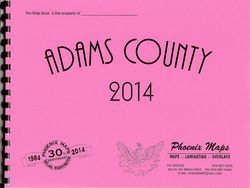 Adams County Road Atlas