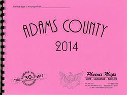 Adams County Road Atlas