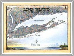 Long Island Art Print & Poster